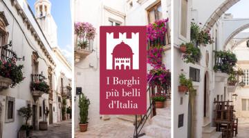 Percorsi nei borghi più belli d'Italia