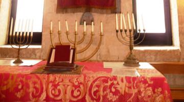 Sinagoga Scolanova - Trani