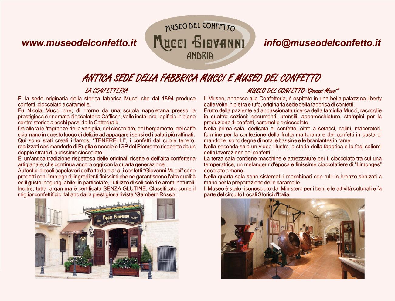Museo del confetto Mucci Giovanni