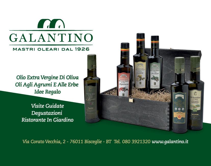 FRANTOIO GALANTINO
